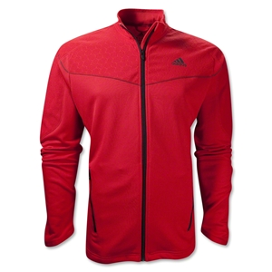 adidas Supernova Riot Fleece Jacket (Red)