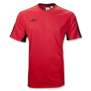 Umbro Stowe Jersey (Red/Blk)