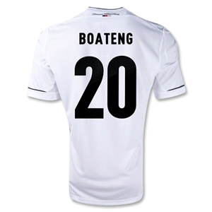 Germany 11/13 BOATENG Home Soccer Jersey