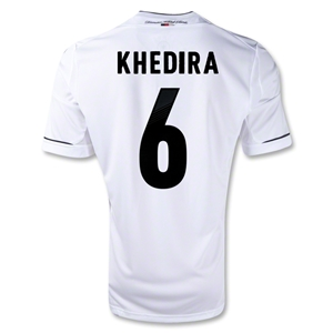 Germany 11/13 KHEDIRA Home Soccer Jersey