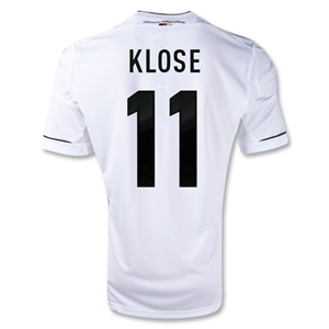Germany 11/13 KLOSE Home Soccer Jersey