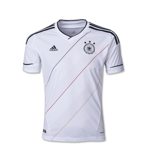 Germany 11/13 Home Youth Soccer Jersey