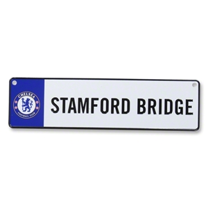 Chelsea 3D Stadium Window Sign