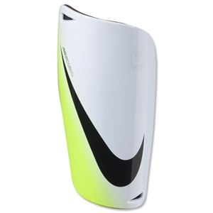 Nike Mercurial Lite Shinguard (White/Yellow)