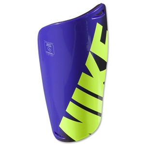 Nike Mercurial Lite Shinguard (Purple/Volt)