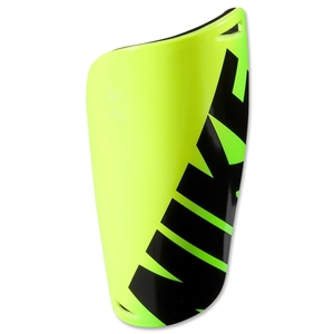 Nike Mercurial Lite Shinguard (Volt/Black)