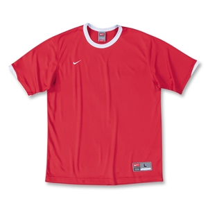 Nike Tiempo Soccer Jersey (Sc/Wh)