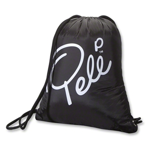 Pele Signature Gym Sack (Black)