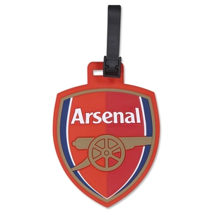 Arsenal Luggage Tag