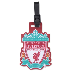 Liverpool Luggage Tag