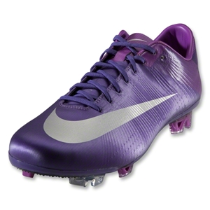 Nike Mercurial Vapor Superfly III FG Cleats (Court Purple/Metallic Luster/Magenta)