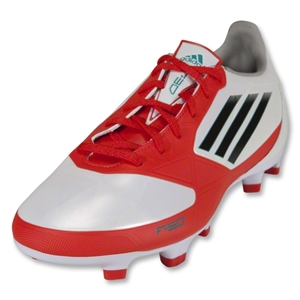adidas F30 TRX FG Women's Cleats (White/Black/Core Energy)