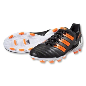 adidas Predator Absolion TRX FG Cleats (Black/Warning/White)