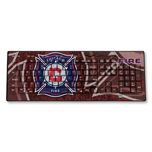 Chicago Fire Wireless Keyboard