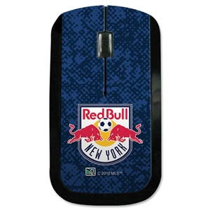 New York Red Bull Wireless Mouse