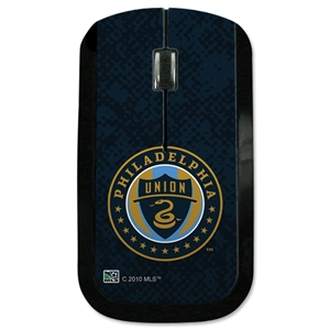Philadelphia Union Wireless Mouse