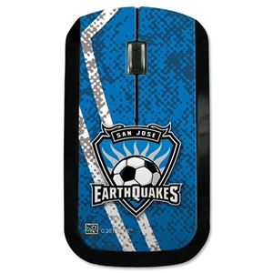 San Jose Quakes Wireless Mouse