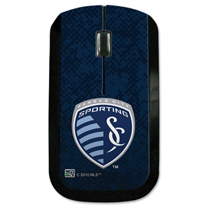 Sporting Kansas City Wireless Mouse