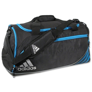 adidas Team Speed Medium Duffle Bag (Black/Royal)