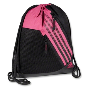 adidas Impact Sackpack (Black/Pink)