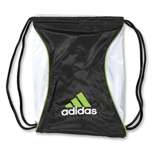 adidas Block Sackpack (Black/Gray)