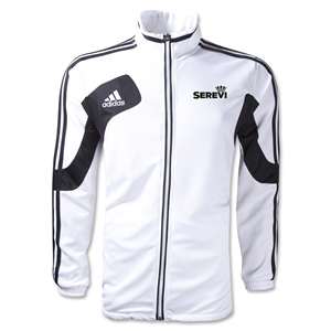 adidas Serevi Condivo 12 Training Jacket (White/Black)