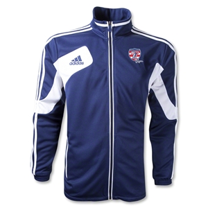 adidas USA Sevens Condivo 12 Training Jacket (Navy/White)
