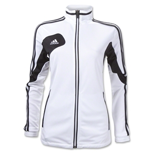adidas Women's Condivo 12 Training Jacket (Wh/Bk)
