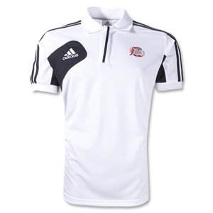 adidas Las Vegas Invitational Condivo 12 CL Polo (White/Black)
