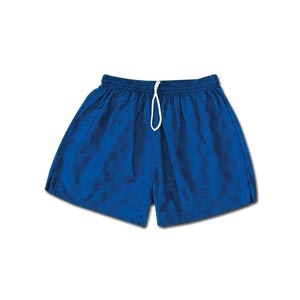Vici Team Check Soccer Shorts (Royal)