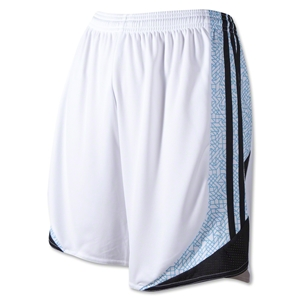 adidas Women's Graphic Short (Wh/Bk)