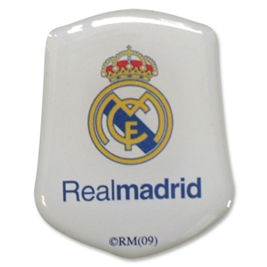 Real Madrid Crest Badge