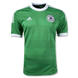 Germany 12/13 Away Soccer Jersey