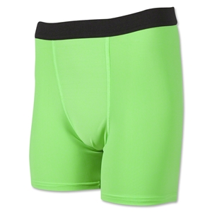 Compression Shorts (Neon Green)