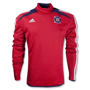 Chicago Fire Long Sleeve Training Top