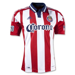 Chivas USA 2013 Authentic Primary Jersey