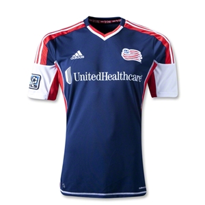 New England Revolution 2013 Youth Primary Soccer Jersey