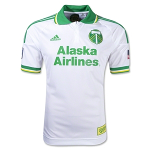 Portland Timbers 2013 Third Authentic Soccer Jersey