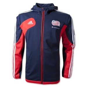 New England Revolution 2013 Presentation Jacket