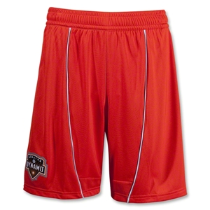 Houston Dynamo 2013 Authentic Third Short