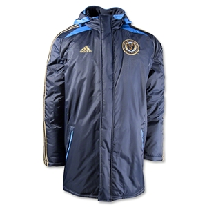 Philadelphia Union 2012 Stadium Jacket