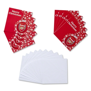 Arsenal 10-pk Holiday Cards