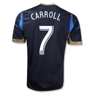 Philadelphia Union 2013 CARROLL Home Soccer Jersey