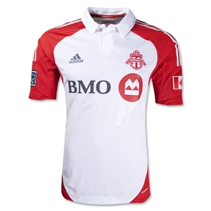 Toronto FC 2013 Authentic Away Soccer Jersey
