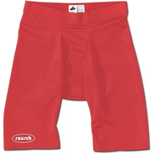 reusch Compression Shorts (Red)