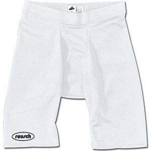 reusch Compression Shorts (White)