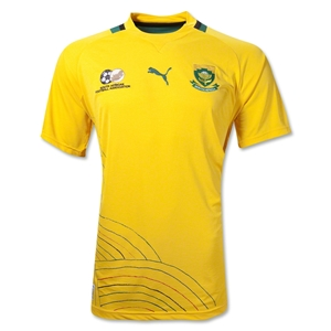 South Africa 2012 Home Soccer Jersey