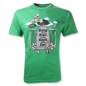 Bury the Ball T-Shirt (Green)
