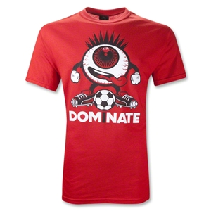 Dominate T-Shirt (Red)