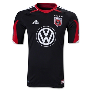DC United 2013 TF Home Soccer Jersey